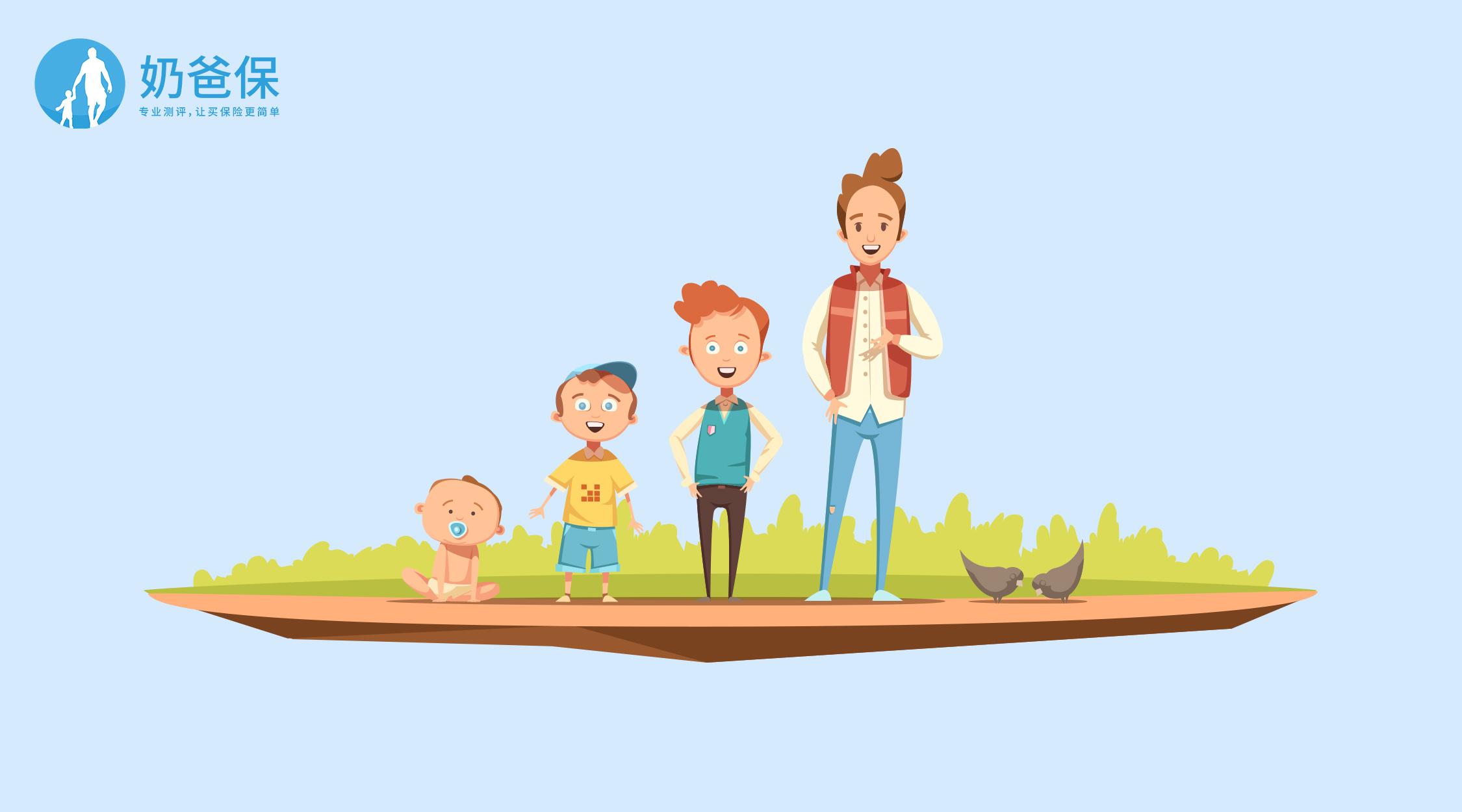 儿童怎么投保?不同年龄投保有区别吗?
